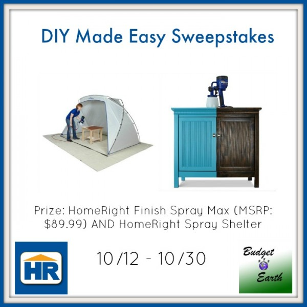 DIY Made Easy Sweepstakes