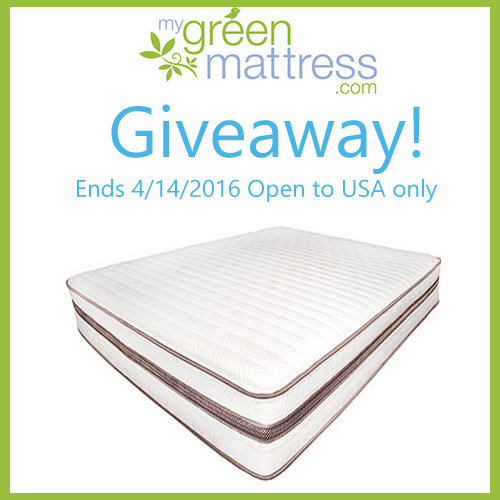 mattress giveaway banner